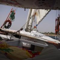 Egypt, Aswan - Felucca