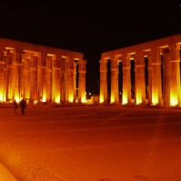 Egypt, Luxor - Luxor Temple
