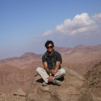 Egypt, St Catherine - Mt Sinai