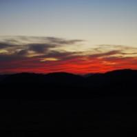 Jordan, Wadi Rum - Sunset
