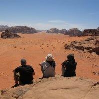 Jordan, Wadi Rum - Desert