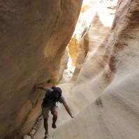 Jordan, Petra - Small Siq