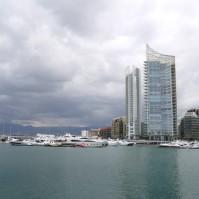 Lebanon, Beirut - Harbour