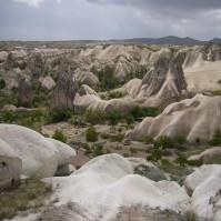 Turkey, Cappadocia - Pigeon Valley