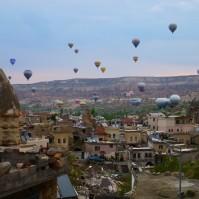Turkey, Cappadocia - Goreme