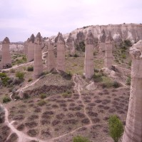 "Turkey, Cappadocia - Love ""penis"" Valley"