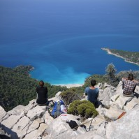 Turkey - Lycian Way 100km hike