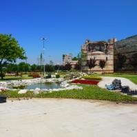 Turkey, Istanbul - Constantinople Walls