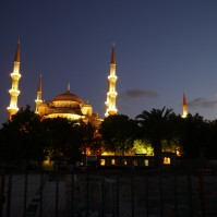 Turkey, Istanbul - Blue Mosque