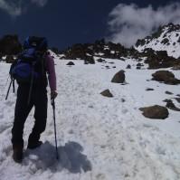 Iran, Mt Sabalan