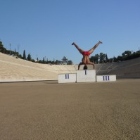 Greece, Athens - First Modern Olympics games stadium