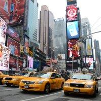 USA, NYC - Times Square