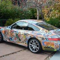 USA, San Fransisco - Porsche