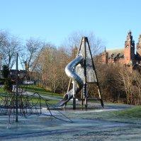 Scotland, Glasgow - Kelvingrove Park